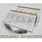 Картриджи Round Shader 20 штук