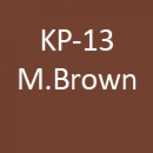 KP-13 MEDIUM BROWN