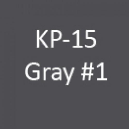 KP-15 DARK GRAY (gray-1)